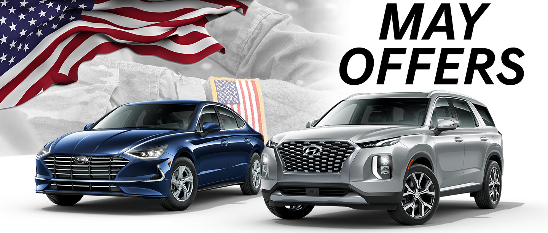 Kendall Hyundai May Offers