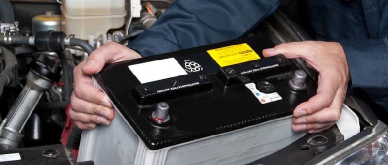 BMW Battery Service