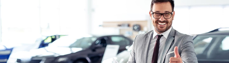 Kia sales professional ready to assist you on your next Kia purchase