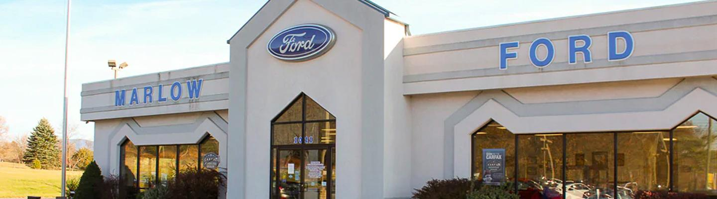 Used Cars for sale at Marlow Ford in Luray VA