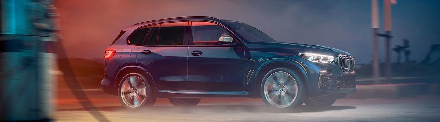 2021 BMW X5 vehicles available at BMW of Sarasota.