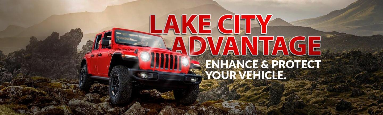 Lake City Advantage - enhance & protect your vehicle