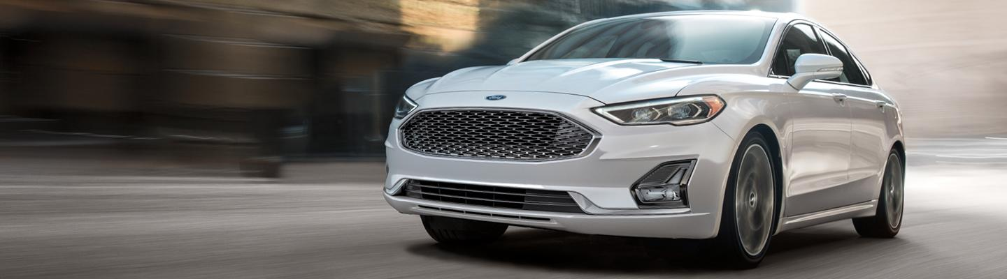 Picture of the 2020 Ford Fusion