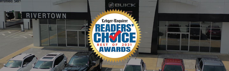 Readers' Choice Award Recipient