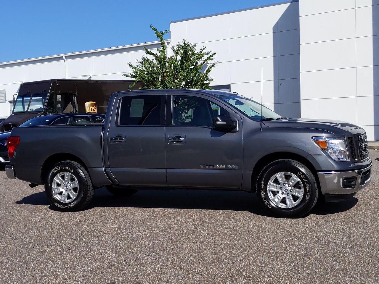 Used 2019 Nissan Titan SV Pickup