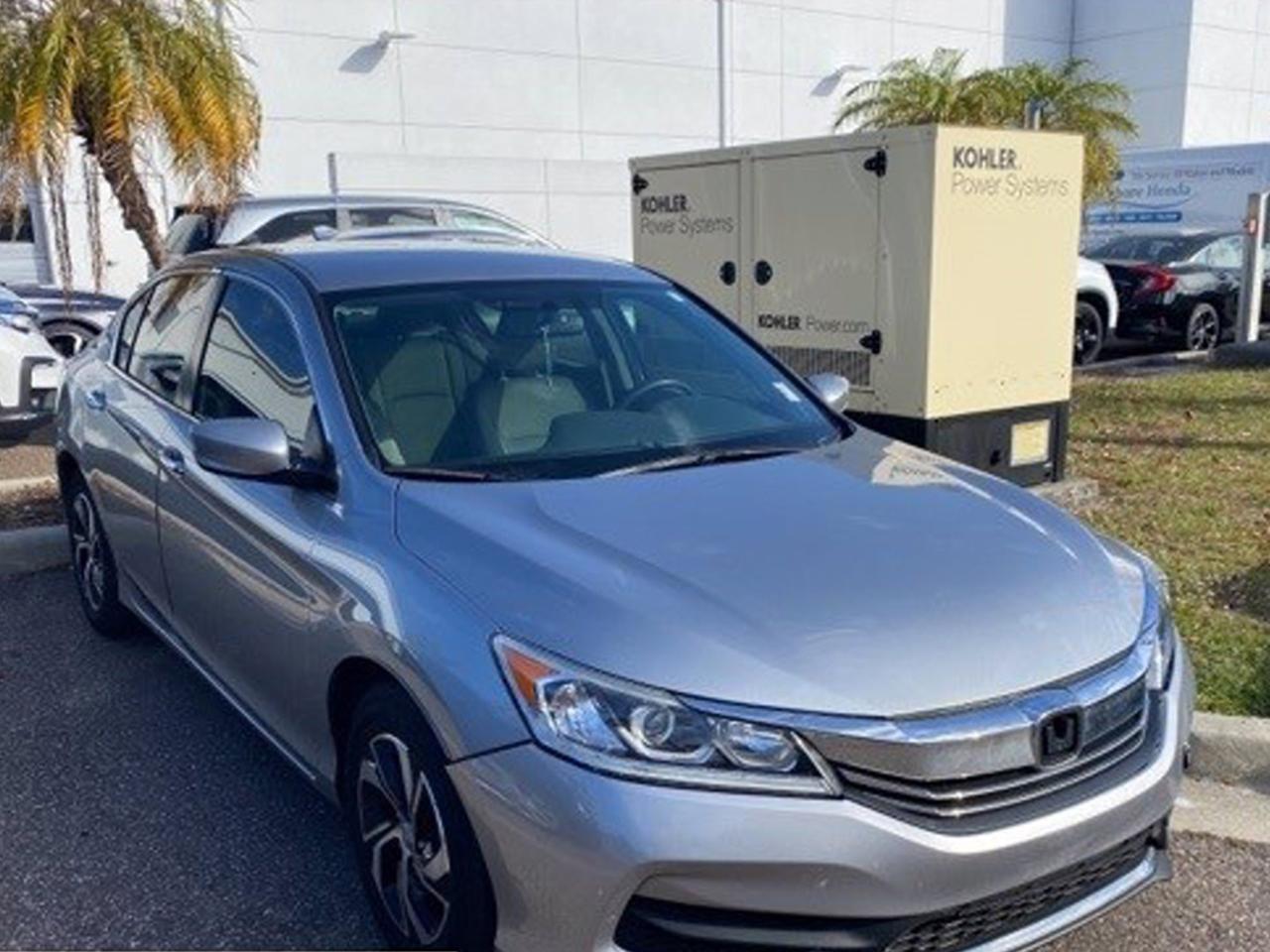 Used 2016 Honda Accord Sedan LX