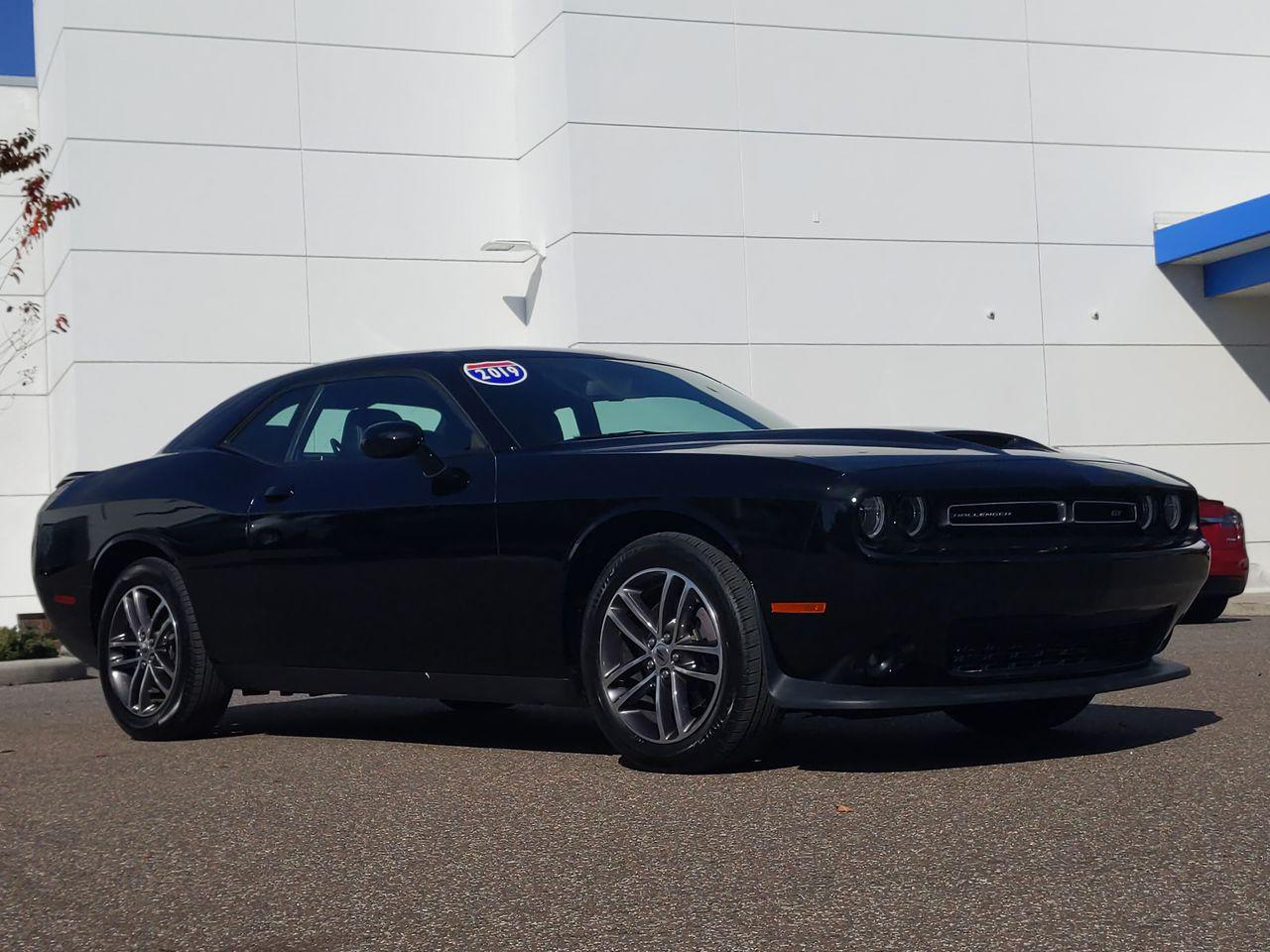 Used 2019 Dodge Challenger GT Coupe