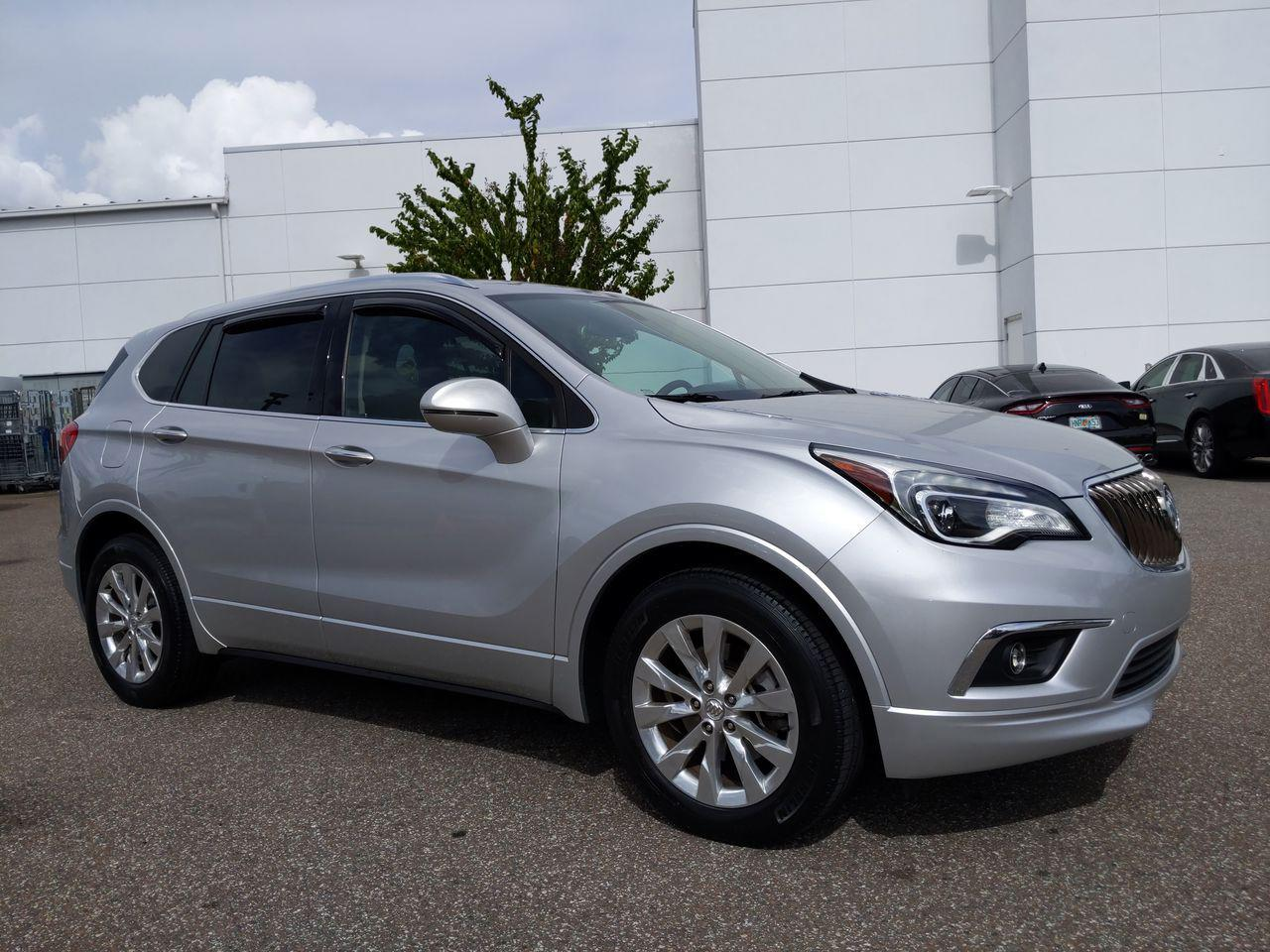 Used 2017 Buick Envision Essence SUV