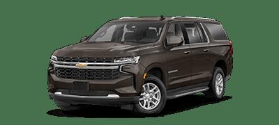 2021 Chevy Suburban RST