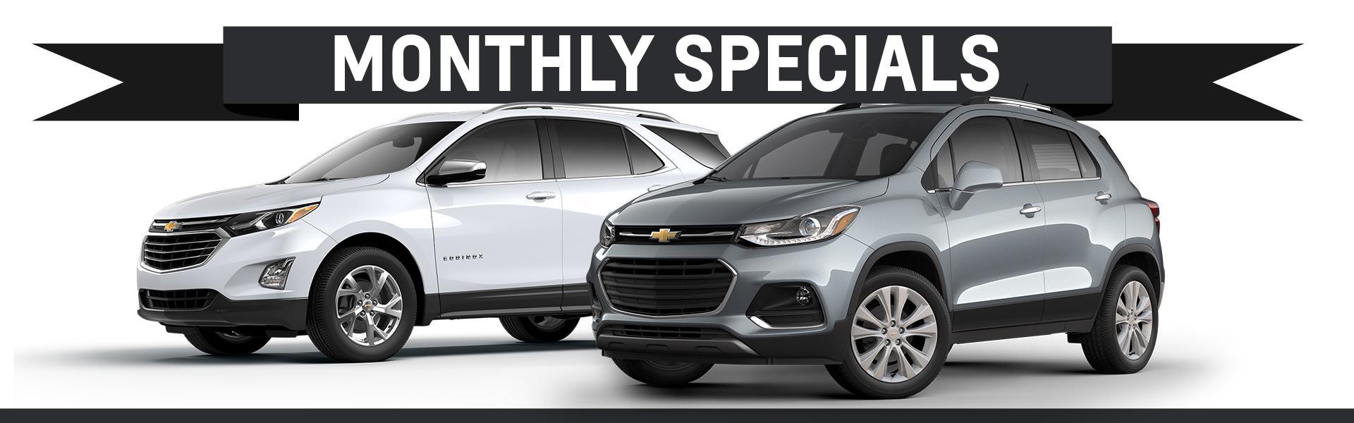 New Chevy Specials Deals In Bloomington Lupient Chevrolet