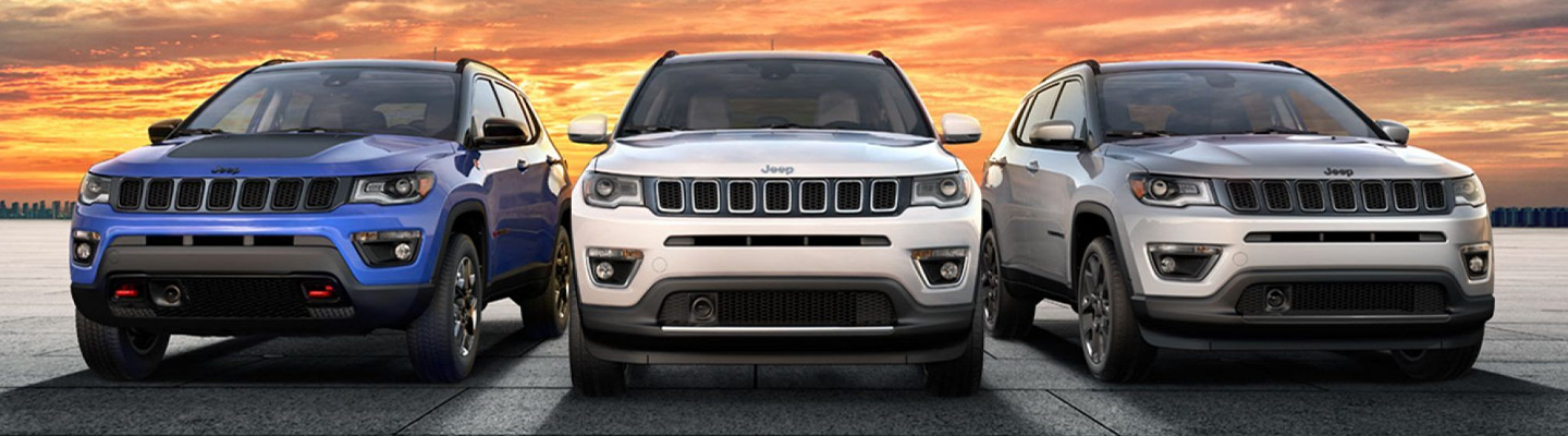 Jeep Compass Lease at Spitzer Jeep dealer in Cleveland Ohio