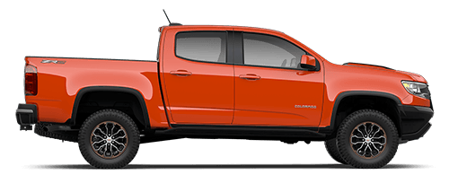 New Colorado at Spitzer Chevrolet Lordstown In North Jackson, OH