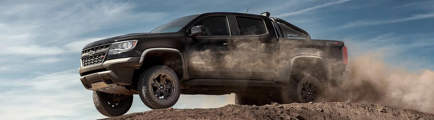 2020 Chevrolet Colorado Configurations at Spitzer Chevy Northfiled Ohio