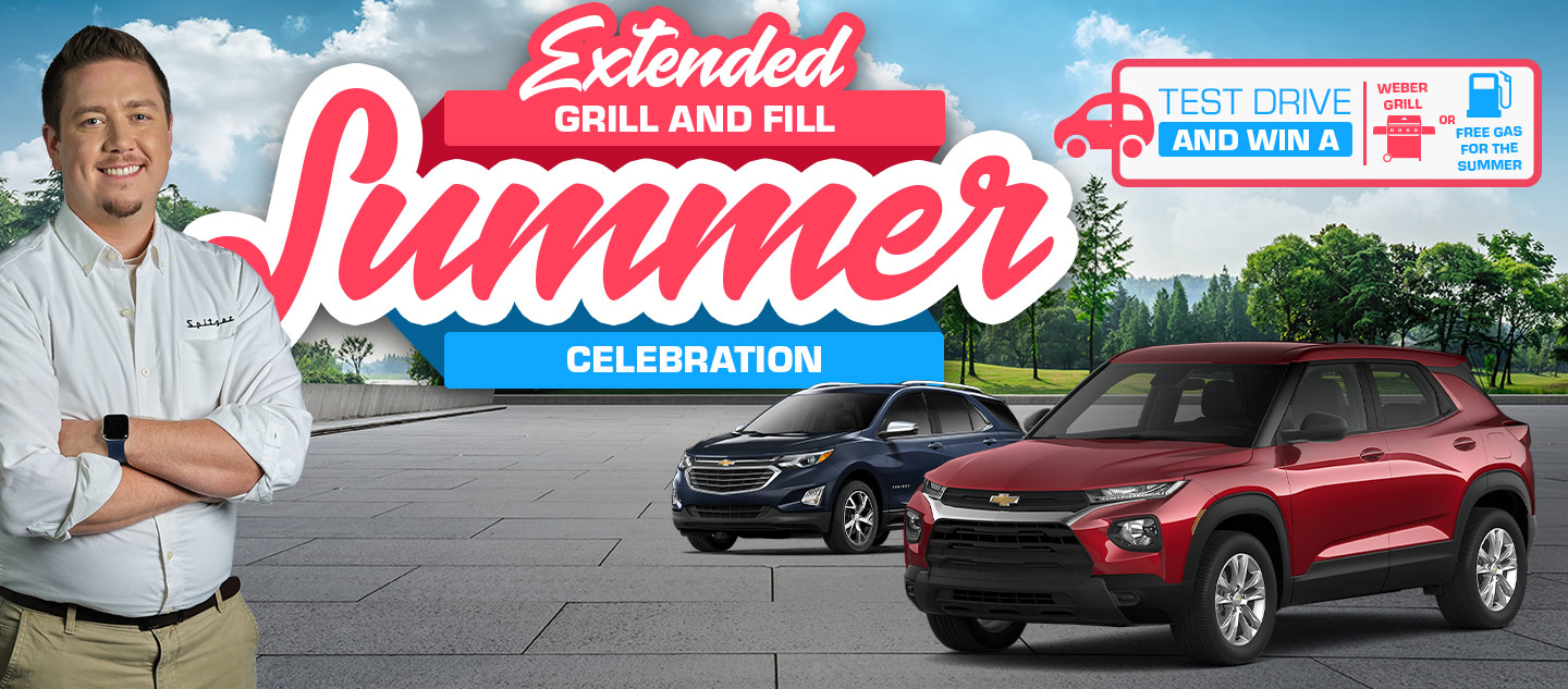 Grill and Fill Summer