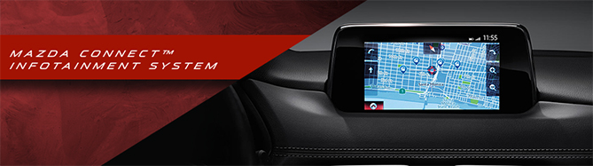 2016 Mazda CX-5 Available technology, infotainment, features, Naples Mazda, Bonita Springs, Estero, Florida
