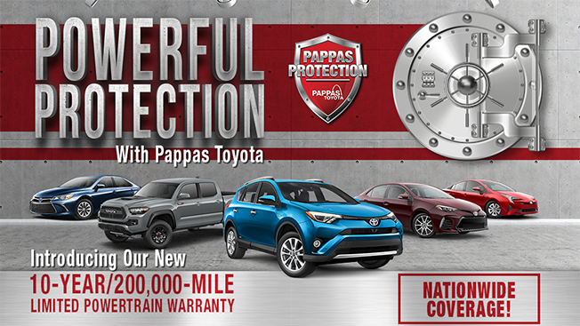 pappas protections pappas toyota