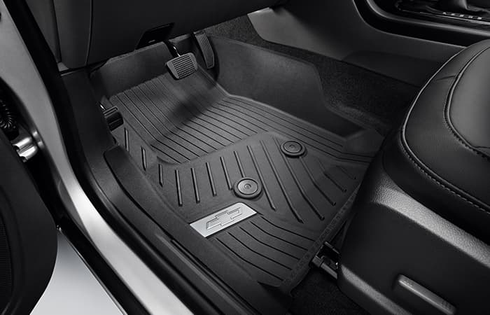 2020 Chevy Colorado Floor Mats