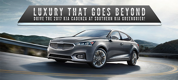 2017 Kia Cadenza for sale, Southern Kia Greenbrier, Chesapeake, Virginia Beach and Norfolk