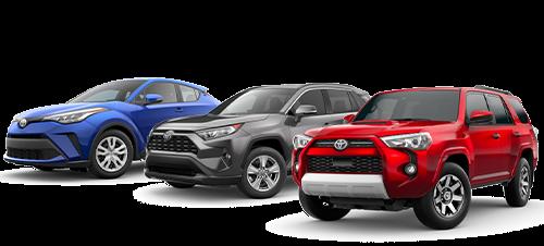 Toyota Sedans