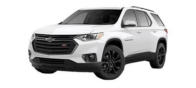 2021 Chevy Traverse High Country