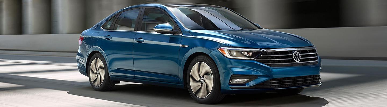 2020 Volkswagen Jetta for lease at Spitzer Volkswagen in Amherst Ohio