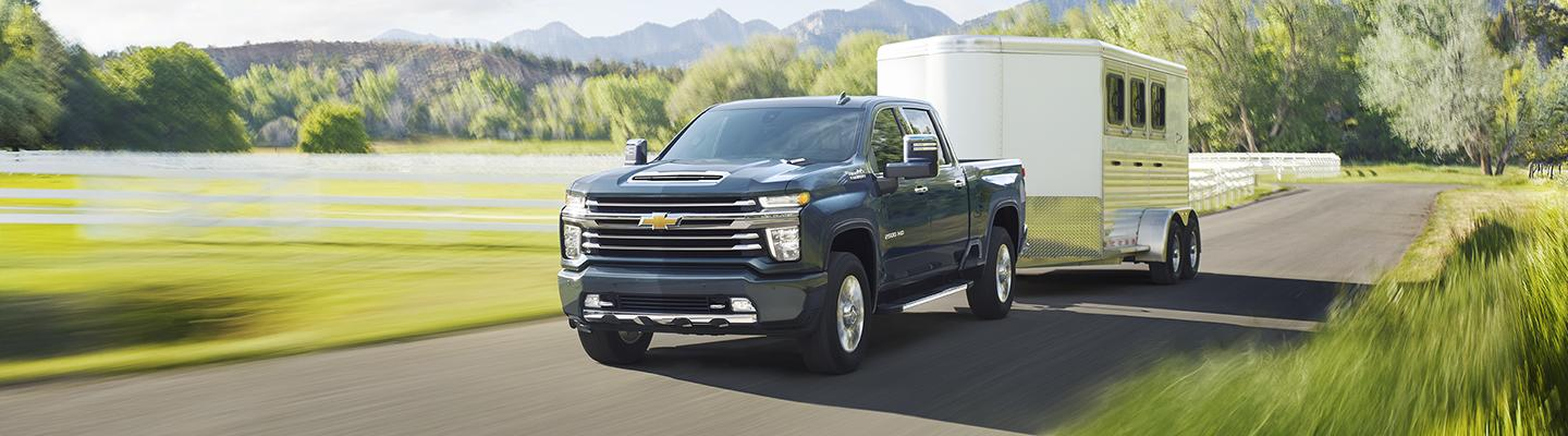 2020 Chevy Silverado 2500HD for sale at Spitzer Chevy North Canton Ohio