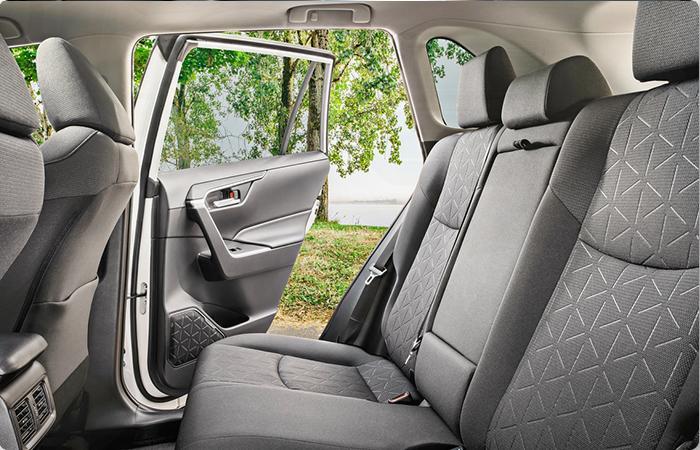 2021 Toyota RAV4 Infotainment system
