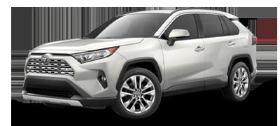 Silver 2021 Toyota RAV4