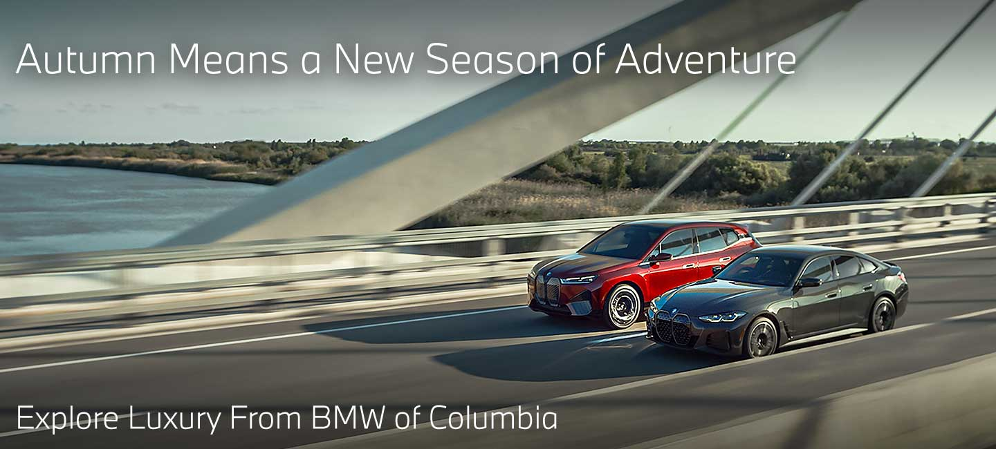 BMW at BMW of Columbia