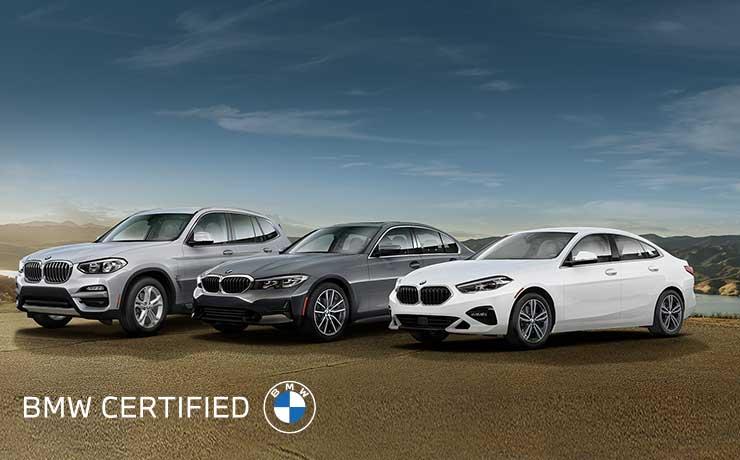 2017-2019 BMW Certified Models