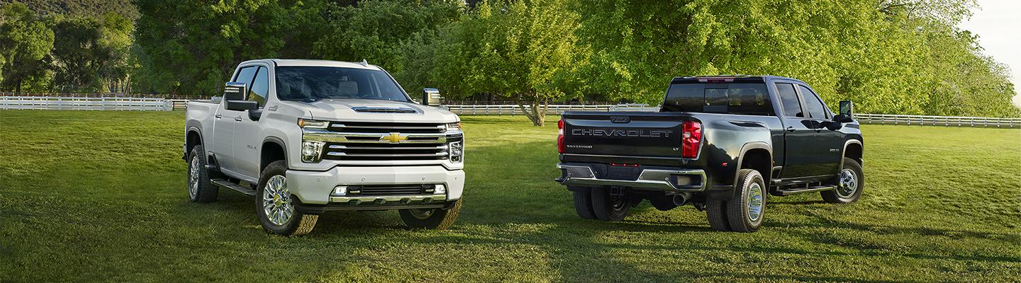 2020 Chevy Silverado 3500 for sale at Spitzer Chevy North Canton Ohio