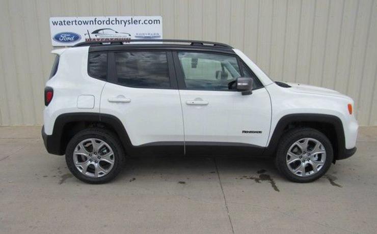 2020 Jeep Renegade LTD