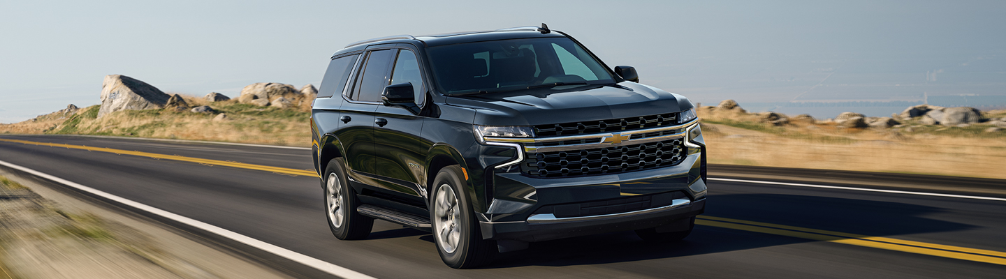 Chevy Tahoe Offers Power And Towing For All Your Needs