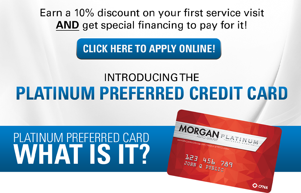 platinum preferred credit card, what is it?