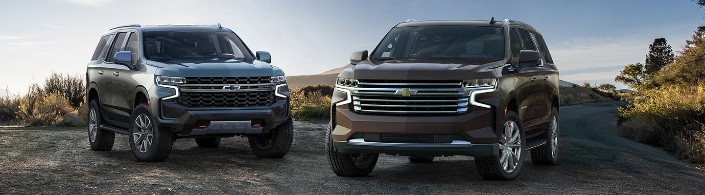 Updated Safety and Tech Features in the 2021 Chevy Tahoe