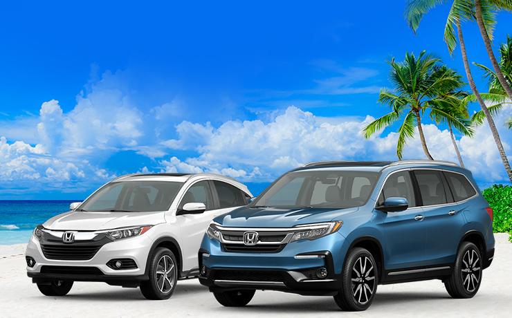 Honda Pilot & HR-V
