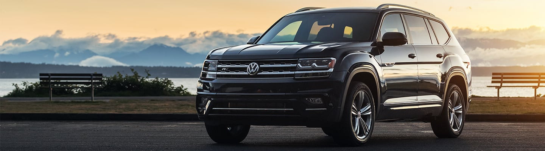 New Volkswagen Atlas for lease