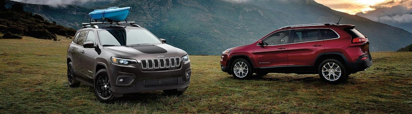 New 2020 Jeep Cherokee for sale at Spitzer Jeep dealer in Homestead FL