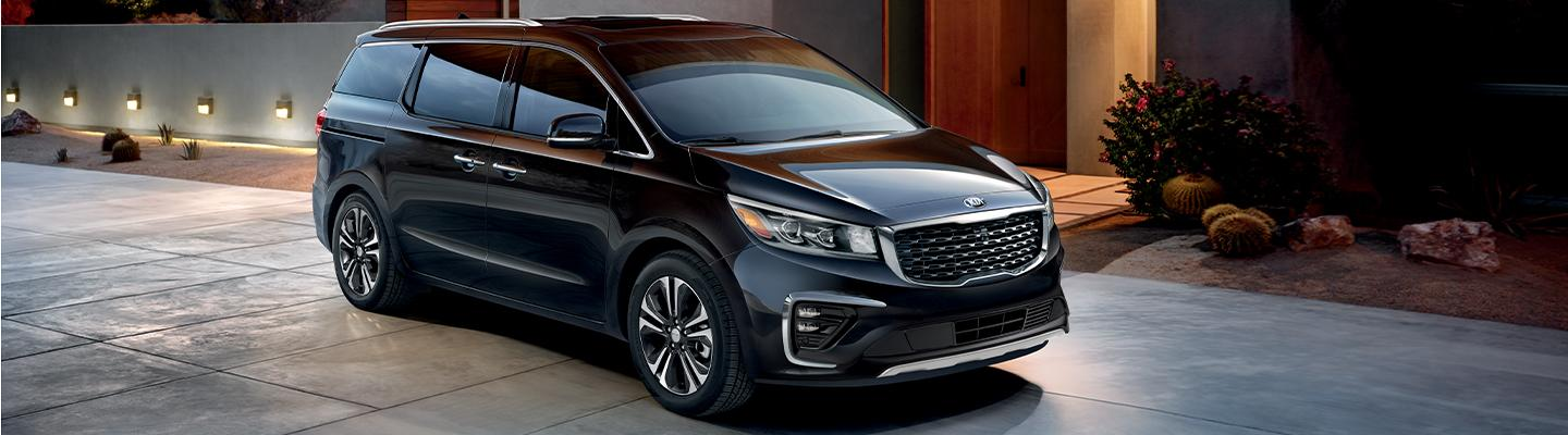 Picture of the 2020 Kia Sedona for sale at Spitzer Kia Mansfield