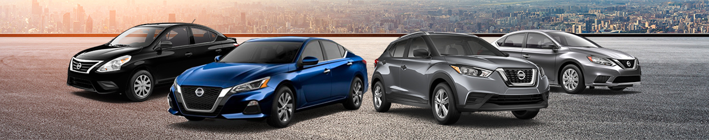 Nissan line up | Nissan NOW Sales Event