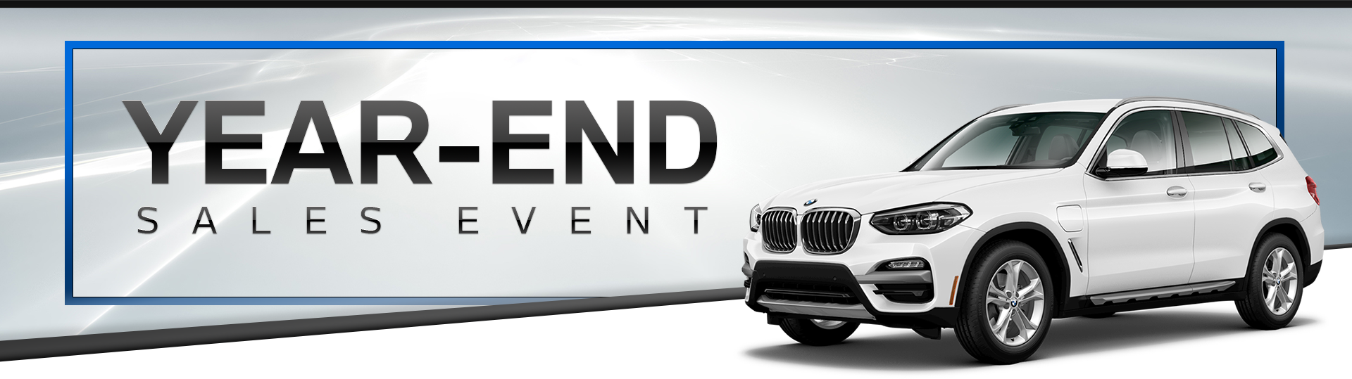 BMW of Columbia Year-End Sales Event