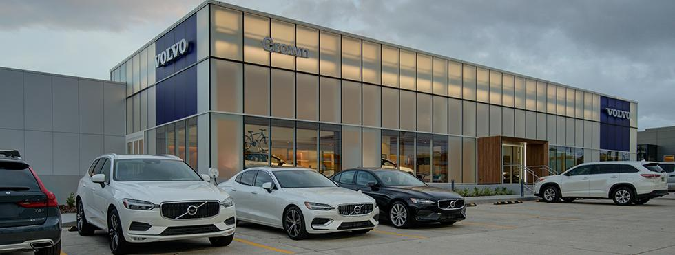 Crown Volvo Auto Parts Center in Clearwater serving St. Petersburg FL.
