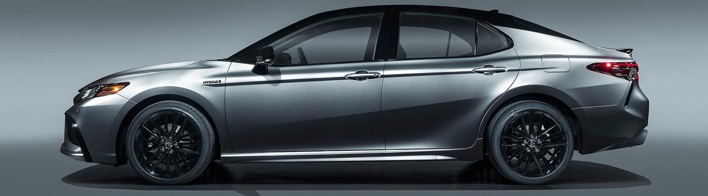Dark Grey 2021 Toyota Camry