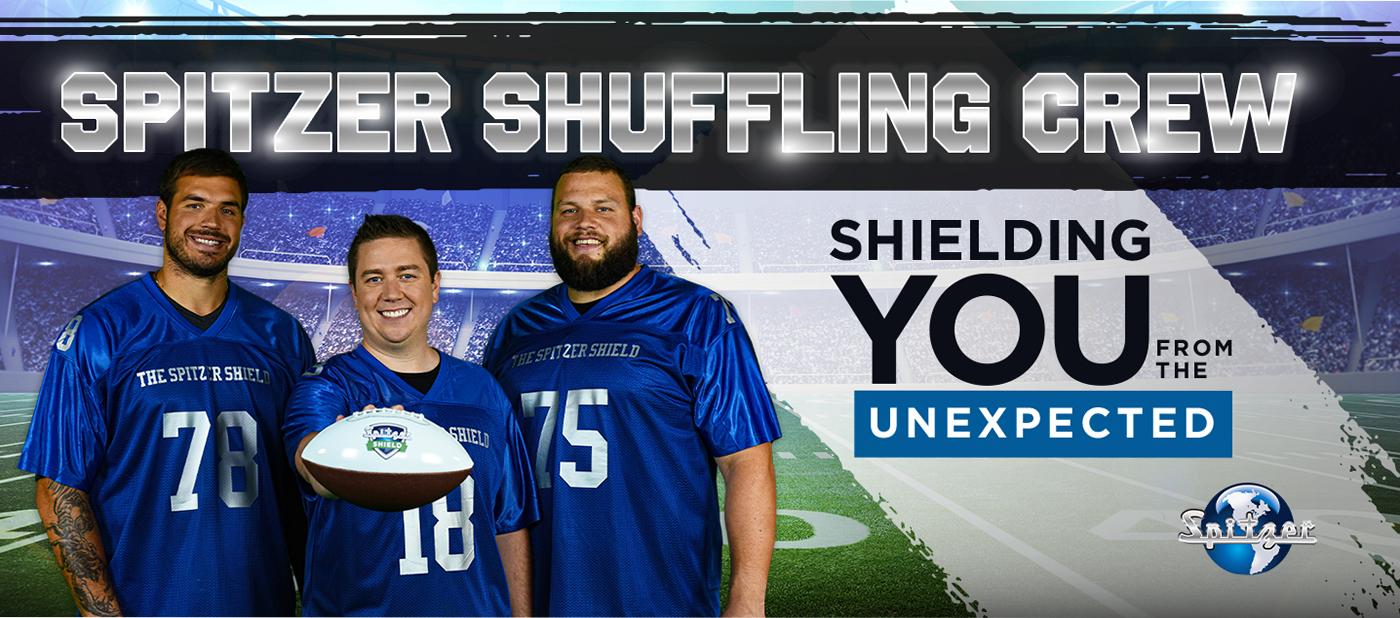 shuffle crew