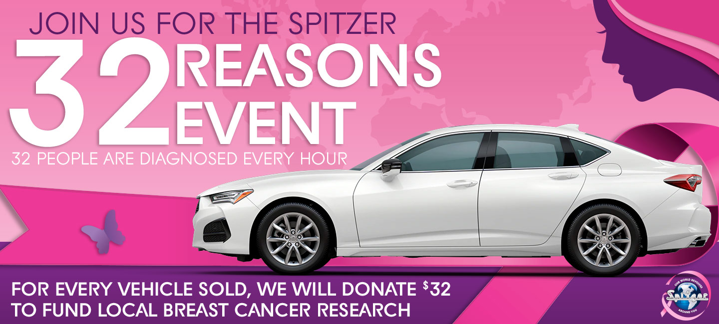 Spitzer Acura in McMurray