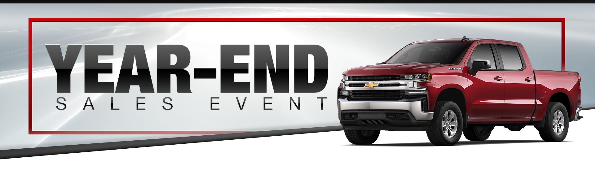 Year End Sales Event