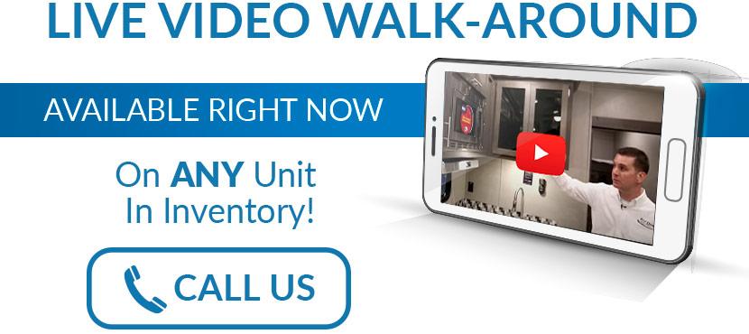 Live Video Walk-Around | Call Us