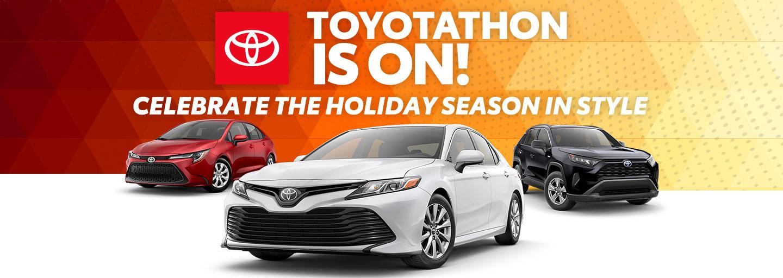 Toyotathon is on!t