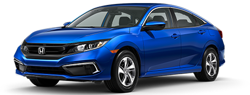 2020 Honda Civic CVT
