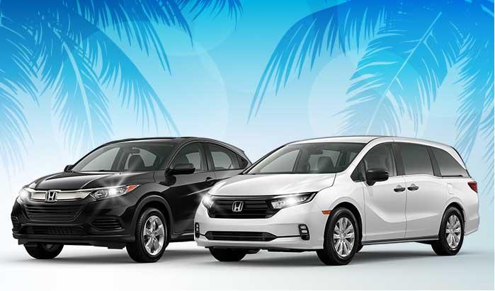 Select Honda